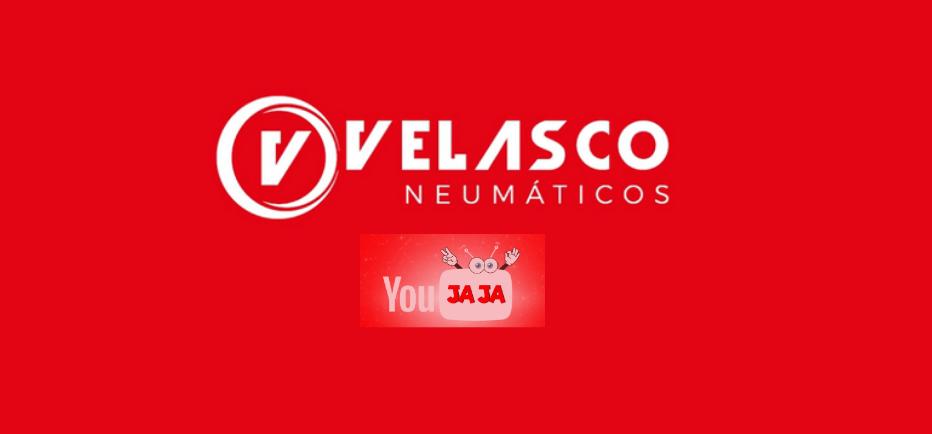 Neumáticos Velasco con You JaJa